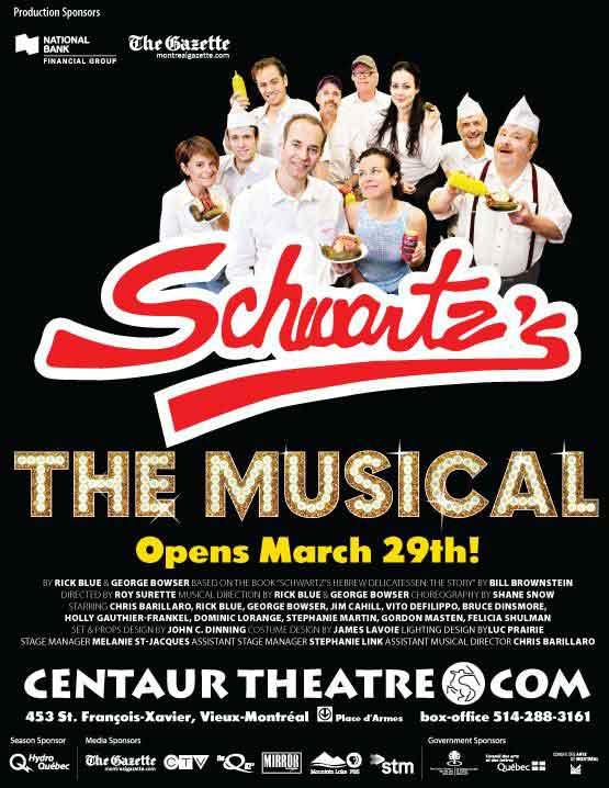 Schwartz's : The Musical