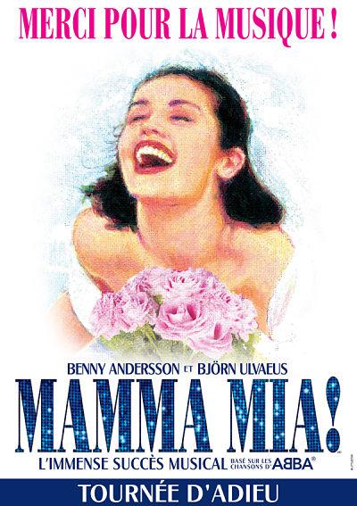 Mamma Mia ! Farewell Tour