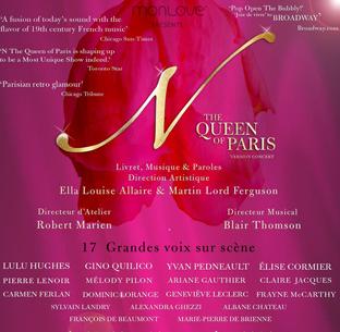 N, The Queen of Paris