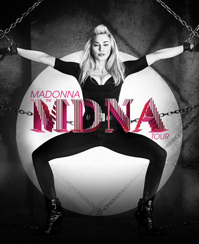 Mdonna : MDNA Tour