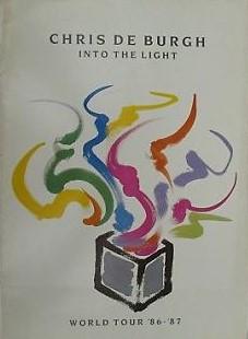 Chris De Burgh – Into The Light Tour