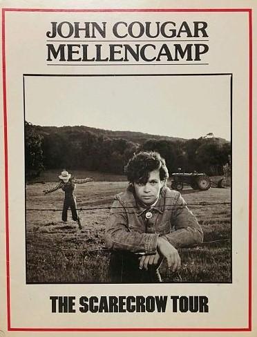 John Cougar Mellencamp – The Scarecrow Tour
