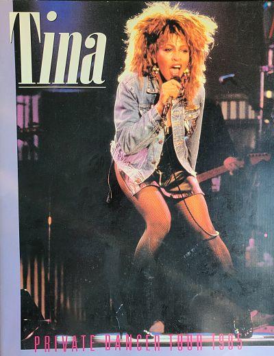 Tina Turner – Private Dancer Tour