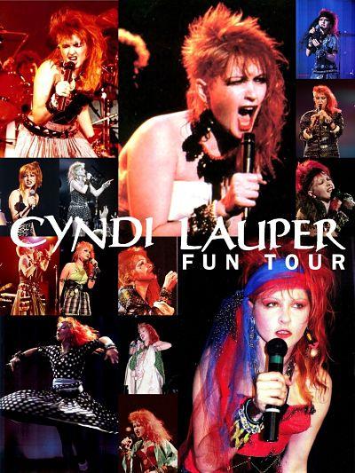 Cindy Lauper – Fun Tour