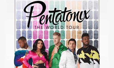 Pentatonix : The World Tour